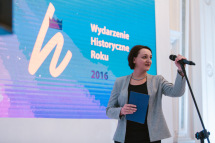 Wiceminister kultury dr Magdalena Gawin