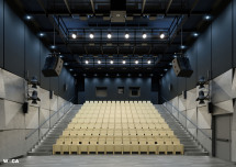 Sala kinowo-teatralna /  Cinema/theater hall